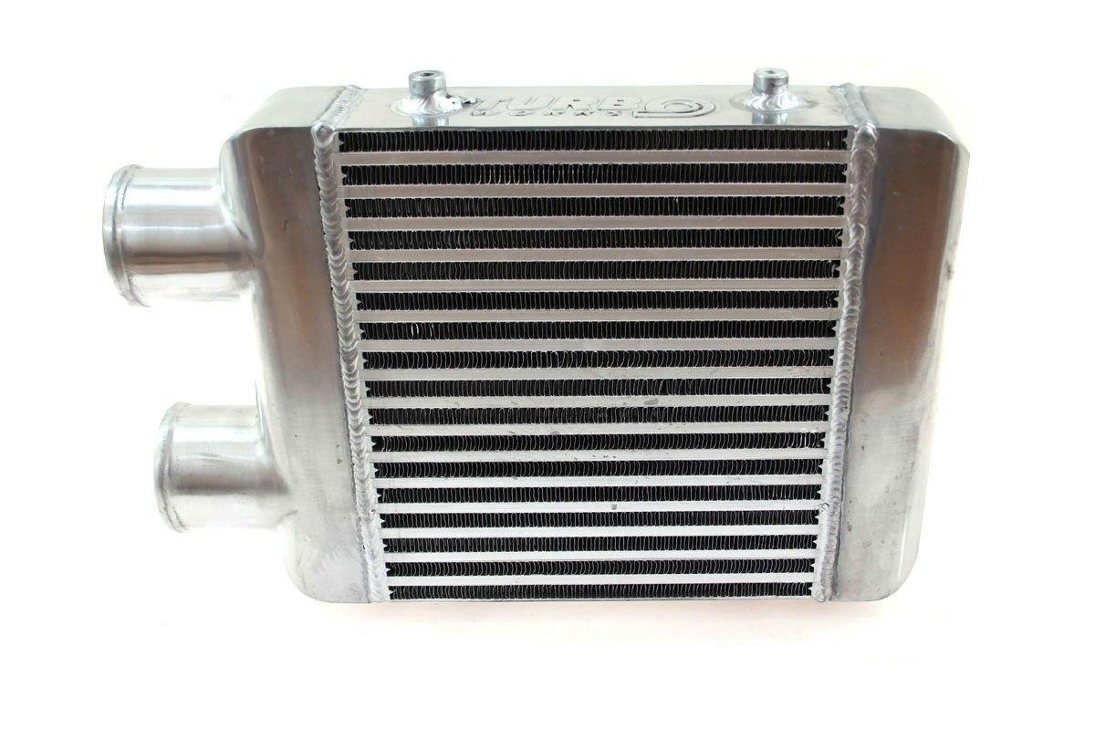 """Intercooler TurboWorks 300x280x76 3"""" jednostronny - GRUBYGARAGE - Sklep Tuningowy"""
